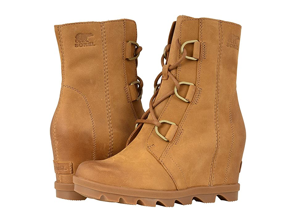SOREL Joan of Arctictm Wedge II (Camel Brown) Women