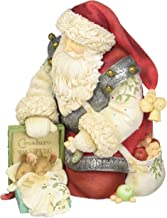 Enesco Heart of Christmas Santa with Mice 4057644 Figurine