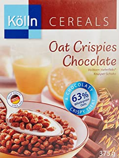 Kölln Oat Crispiest - Chocolate Pouch, 375 g