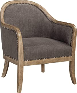 Signature Design by Ashley Accent Chair, Engineer Gray