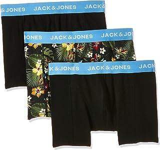 Jack & Jones Men's JACKALY TRUNKS 3 PACK Trunks