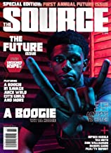 THE SOURCE Magazine (June, 2019) Issue 275, THE FUTURE ISSUE, A BOOGIE WIT DA HOODIE Cover, Nipsey Hussle, Tay Keith, Zion Williamson