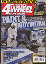 Petersen's 4 Wheel & Off Road Magazine August 2019