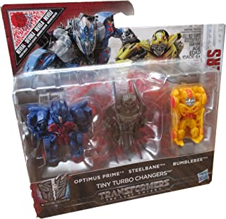 Transformers Tiny Turbo Changers Action Figures