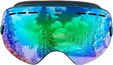 نظارات شمسية ترافيرجا سكاي، لوح الثلج، ونظارات Snowmobile