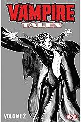 Vampire Tales Vol. 2 (Vampire Tales (1973-1975)) Kindle Edition
