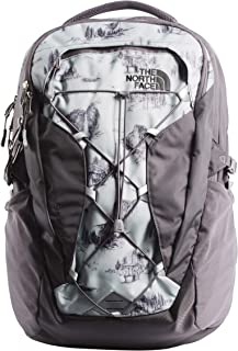 The North Face Women's Borealis Backpack, Rabbit Grey Yosemite Toile Print/Rabbit Grey