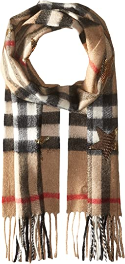 Burberry Kids Sequin Star Scarf (Little Kids/Big Kids)
