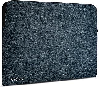 "ProCase MacBook Air 13.3"" スリーブ 雪パターン 保護ケース スリム ポーチ カバー ラップトップ キャリングバッグ 13-13.3インチMacBook Air 13インチ (モデル A1369 と A1466) / M..."