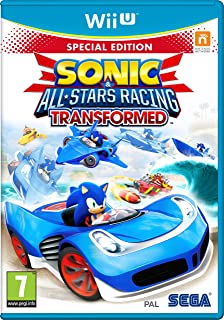 Sonic and All Stars Racing Transformed: Limited Edition [Importación Inglesa]