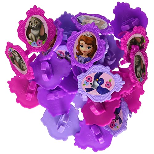Surprising Sofia The First Cake Decorations Amazon Com Personalised Birthday Cards Cominlily Jamesorg
