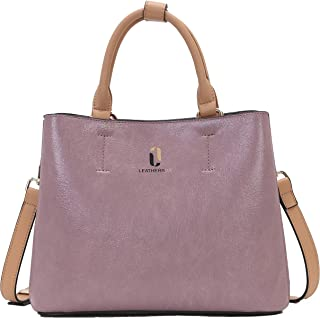 Womens Handbag & Purse Designer Crossbody Ladies Shoulder Bag Top Handle Satchel Fashion with Large Capacity