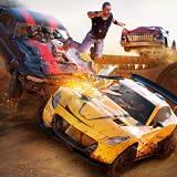 Demolition Derby Crash Car Fighting Game 2019