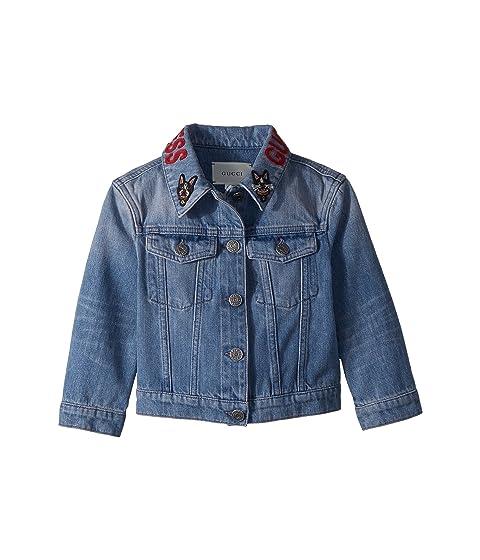 Gucci Kids Jacket 504724XR989 (Little Kids/Big Kids)