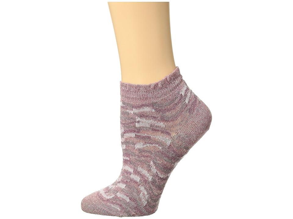 Falke Trullo Sneaker Sock (Rosewood) Women