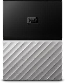 WD My Passport Ultra 1 TB Portable Hard Drive - Black/Grey