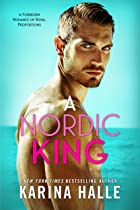 Cover image of A Nordic King by Karina Halle