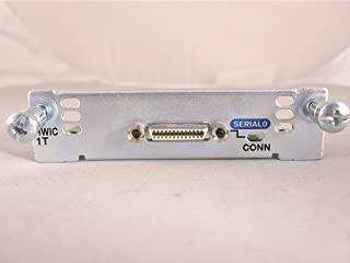 Cisco HWIC-1T 1-PORT Serial High Speed Wan Interface Card 1900/2900/3900 router support