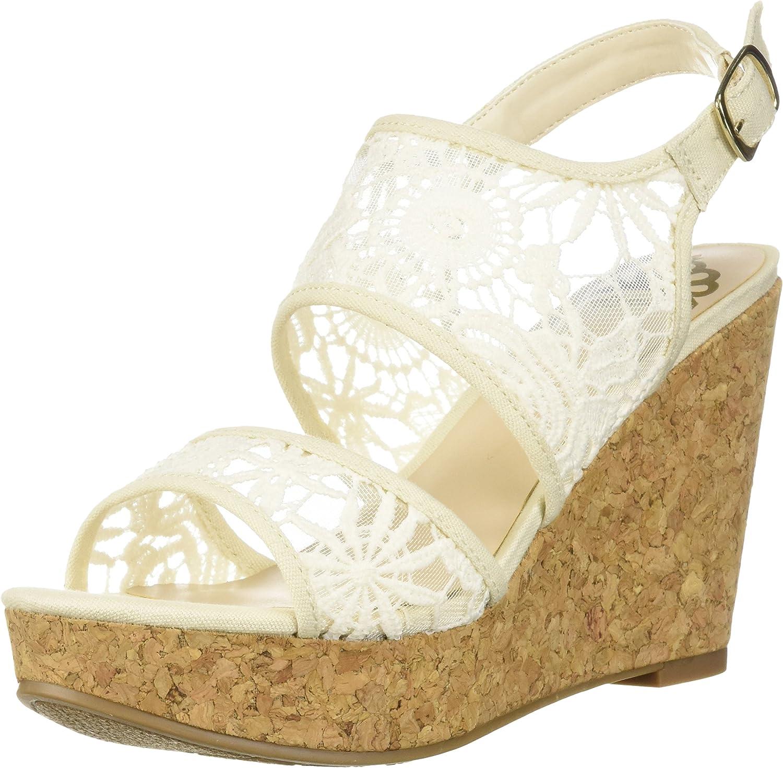 Fergalicious Womens Krazy Wedge Sandal
