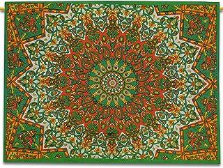 Sophia Art Indian Mandala Duvet Cover, Queen Size Blanket, Quilt Cover, Indian Bedspread, Bohemian Bedding, Double Bedspre...