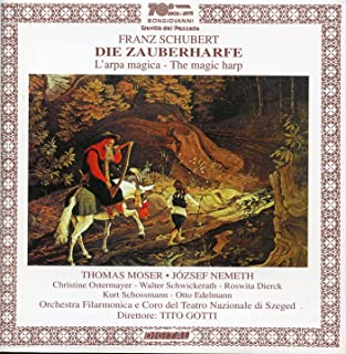 Schubert: Die Zauberharfe