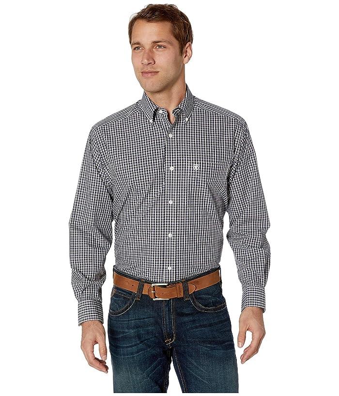 Ariat Wrinkle Free Lancaster Shirt (Multi) Men