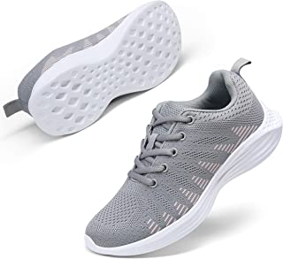 Women's 07 Running Shoes Sports Athletic Tennis Gym Shoes Fashion Sneakers