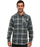 adidas Outdoor - All Outdoor Checker Moss Long Sleeve Shirt