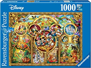 Ravensburger Disney Best Themes Jigsaw Puzzle (1000 Piece)