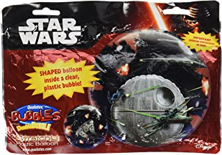 Star Wars Qualatex The Force Awakens Death Star 24 Double Bubble Balloon