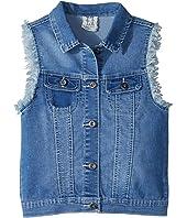 Blossom Woven Vest (Big Kids)