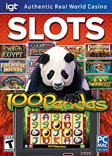 Encore IGT Slots 100 Pandas