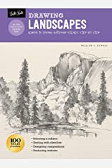 Drawing: Landscapes with William F. Powell: Learn to draw outdoor scenes step by step (How to Draw & Paint) Kindle Edition