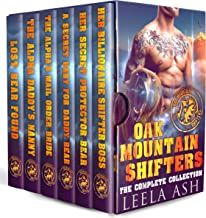 Oak Mountain Shifters: The Complete Collection