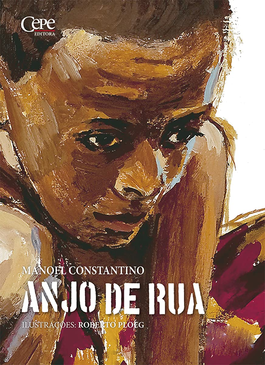 文耐久柱Anjo de rua (Portuguese Edition)