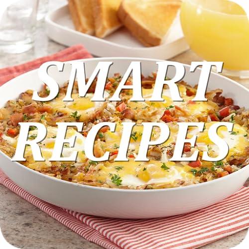 Smart Recipes : Cooking Book