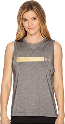 Perpetual Graphic Muscle Tank Top
