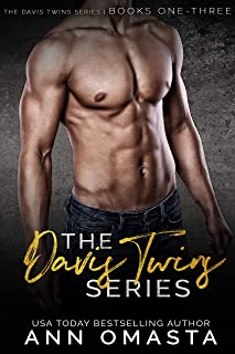 The Davis Twins Series (Books 1 - 3): Taking Chances, Making Choices, and Faking Changes