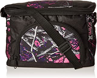 Moonshine Moon Shine Muddy Girl Insulated 6 Pack Cooler, Camouflage, One Size
