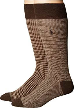 Polo Ralph Lauren - 2-Pack Houndstooth