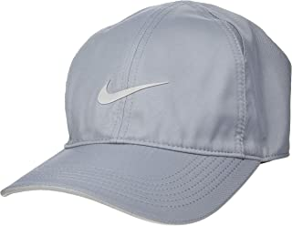 9cf0f10d6 Nike Adjustable Running Featherlight Cap Cool Grey