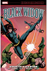Black Widow Epic Collection: Beware The Black Widow Kindle Edition