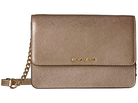97a6963d0b11 MICHAEL Michael Kors Large Gusset Crossbody at Zappos.com