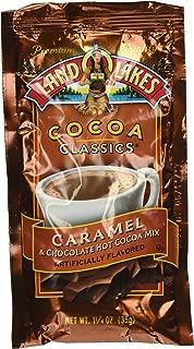 Land O Lakes Cocoa Classics Caramel and Chocolate Hot Cocoa Mix: 1.25 oz- 12 pack