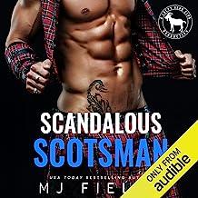 Scandalous Scotsman: A Hero Club Novel