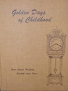 Golden Days of Childhood