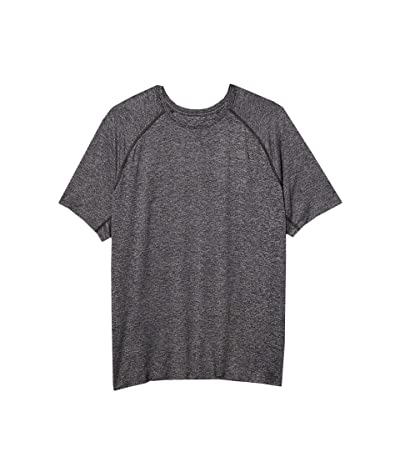 The North Face Hyperlayer FD Short-Sleeve Crew (TNF Dark Grey Heather) Men