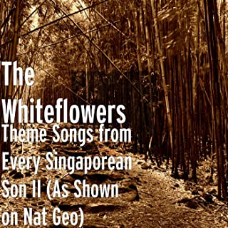 Theme Songs from Every Singaporean Son II (As Shown on Nat Geo)
