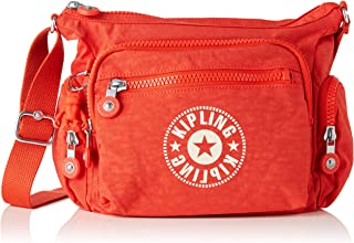 Kipling Damen Gabbie S Crossbody, Rot (Active Red Nc), Einheitsgröße
