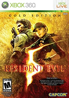 Resident Evil 5: Gold Edition - Xbox 360